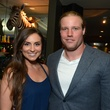 13 Natalie Petratis and Brooks Reed at the Blue Cure Foundation benefit party at Hotel ZaZa June 2014