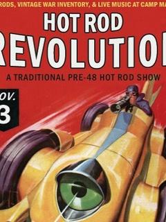 Austin Photo_Events_Hot Rod Revolution_Poster