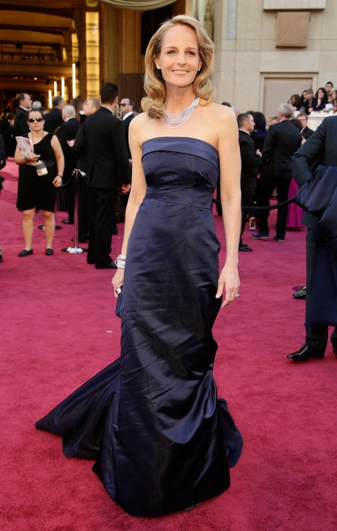 Helen Hunt, Academy Awards, February 2013