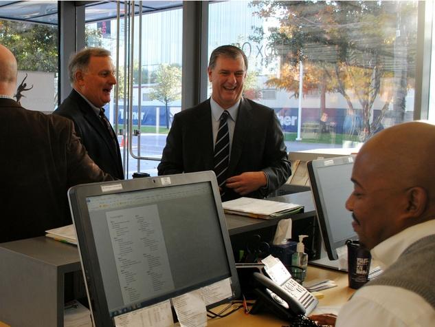 Dallas Mayor Mike Rawlings buying a DPASS