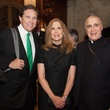 Pat Moran, from left, Ann Currens and Daniel DiNardo at the University of St. Thomas Irish Gala December 2013