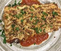 Ben McPherson BOH Pasta lasagna bolognese