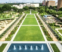 McGovern Centennial Gardens at Hermann Park