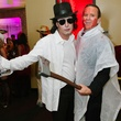17 Mark Sullivan, left, and Jason Reeves at the CultureMap Halloween party at Mr. Peeples October 2013