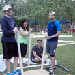1 Nathan McGraw, from left,  Jennifer Vu, Joshua Avalos and Oscar Valdez at Anything That Floats 2014