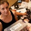 Forbes 30 under 30 Jocelyn Brown, 25, senior program associate, Rice 360: Institute for Global Health Technologies