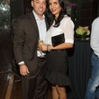 5 Hank and Maya Fasthoff at the Hublot dinner party at Tony's October 2013