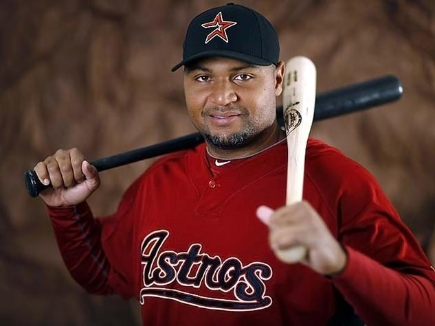 Carlos Lee baseball player Houston Astros
