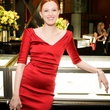 Tiffany & Co. Atlas jewelry collection launch New York September 2013 Karen Elson