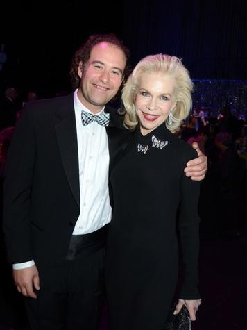 28, Mercury Gala, March 2013, Antoine Plante, Lynn Wyatt