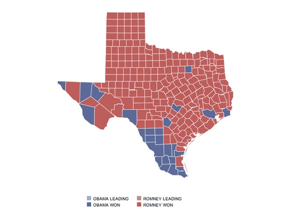 Texas to become a blue state soon? (attorney, FBI, illegal immigration ...