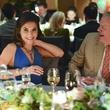 30 Monica Blaisdell and John Havens at the Cason-Thrash Bulgari dinner April 2014