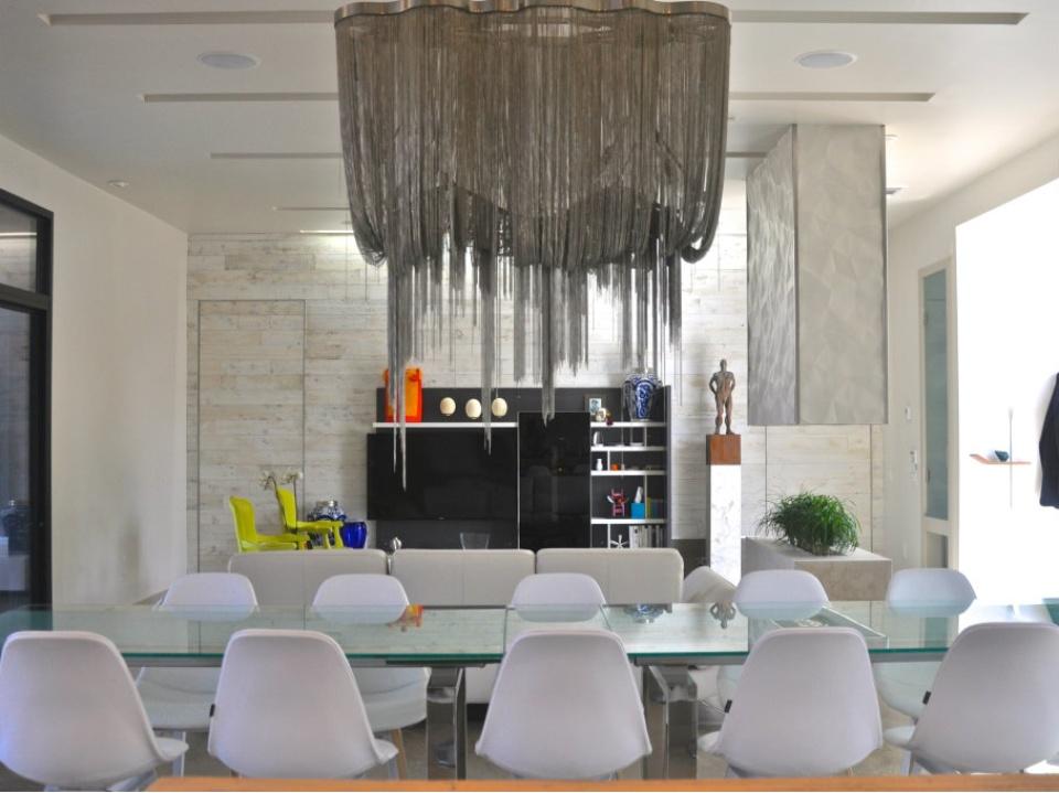 5771 Berkshire Living Room, Spring Modern Home Tour