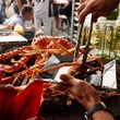 Players Tailgate crab legs