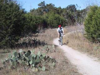 Austin photo: places_outdoors_walnut creek park_cactus