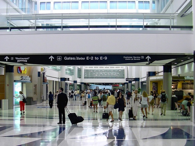 News-Bush Intercontinental Airport