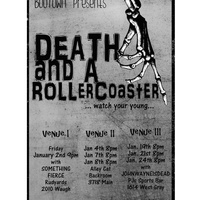 BooTown presents Death and a Roller Coaster