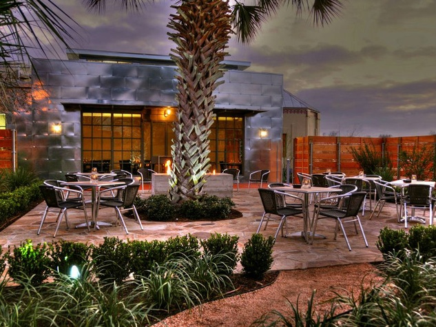 Marvelous The Back Patio Of Bliss Is Perfect For A Night Under The Stars.