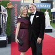 Wanda Gierhart, Dean Fearing, Dallas Opera First Night