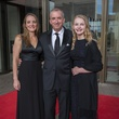 134 Linda and Andrew Bosarge, from left, with Sydney Bosarge at the Houston Symphony Centennial Ball May 2014