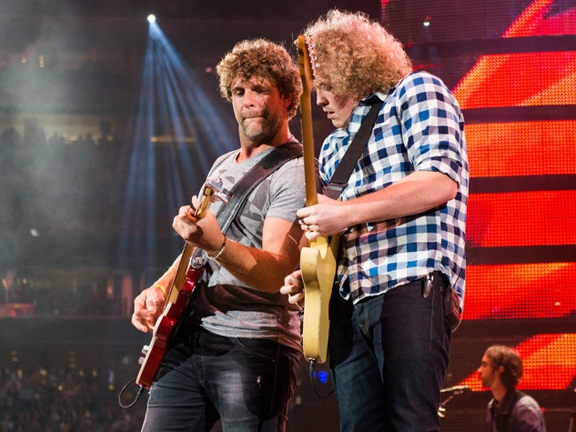 Billy Currington guitar two