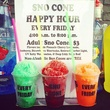 Haymaker_sno cone happy hour_adult snow cone_alcoholic_2015
