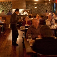 News, Branch Water Tavern, dining room