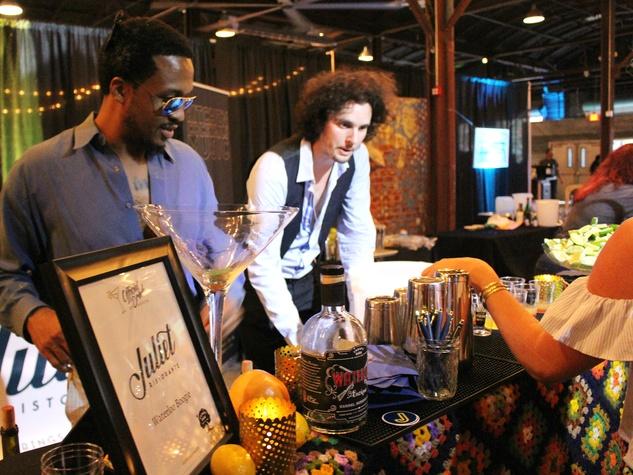 Official Drink of Austin 2016 Juliet cocktail Waterloo Boogie