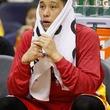 Jeremy Lin bench