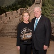 MFAH Emperors Treasures dinner, Nancy Kinder, Rich Kinder