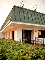 The Queen Vic Pub & Kitchen Houston exterior day