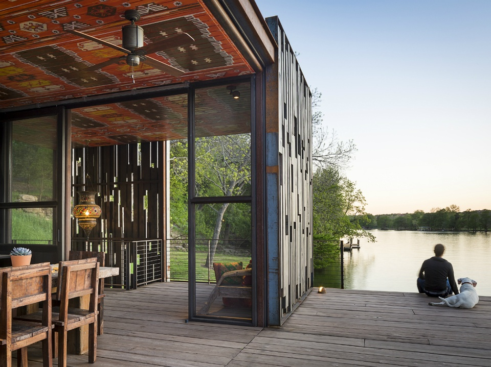 American Institute of Architects_Austin_Bunny Run Boat Dock_Andersson Wise Architects_2015