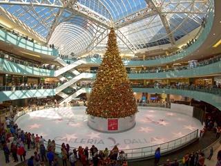 Galleria Dallas presents Grand Tree Lighting Celebrations