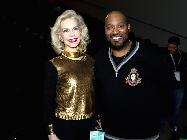 Houston, Cinema Arts Fest opening night, November 2015, Lynn Wyatt, Bun B