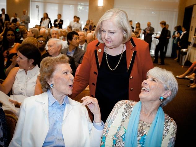 Ruth Altshuler, Mary Poss, Sally Sharp Harris, CFT, Generations of Generosity