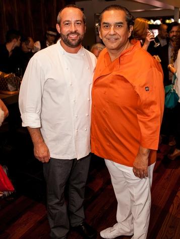 Chef Jon Stevens, Mico Rodriguez