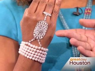 The Great Gatsby Tiffany & Co. Deborah Duncan Great Day Houston