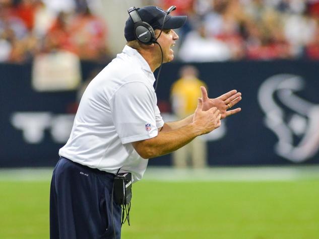 Bill O'Brien Texans sideline