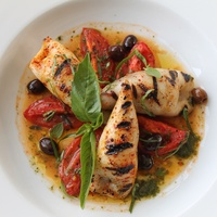 Philippe's Grilled Calamari