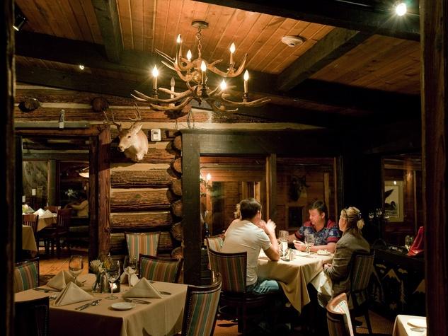 Rainbow Lodge, restaurant