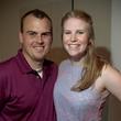 UTHealth Luminaries Summer Social Josh Wright and Kelsey Brooks