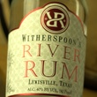 Witherspoon's River Rum