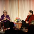 Rebecca Eaton and Ernie Manouse at Masterpiece Evening April 2014