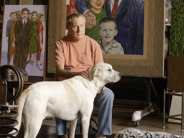 Ash: The Art of Wayne Gilbert at Houston CInema Arts Festival