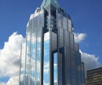 Austin Photo: places_unique_frost bank tower_day
