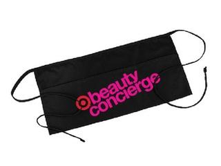 Target Beauty Concierge apron