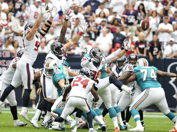 J.J. Watt hands up Texans defense