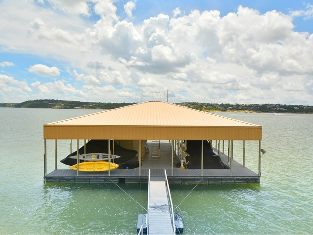 19700 La Isla Cover Austin house for sale boat house