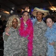 News, Shelby, Leslie Romas, Valerie Willhoite, Laurin Nabors, Amber Hatfield,Rodeo Armed Services Day, March 2014