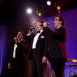 University of St. Thomas Mardi Gras, Feb. 2016, The three tenors